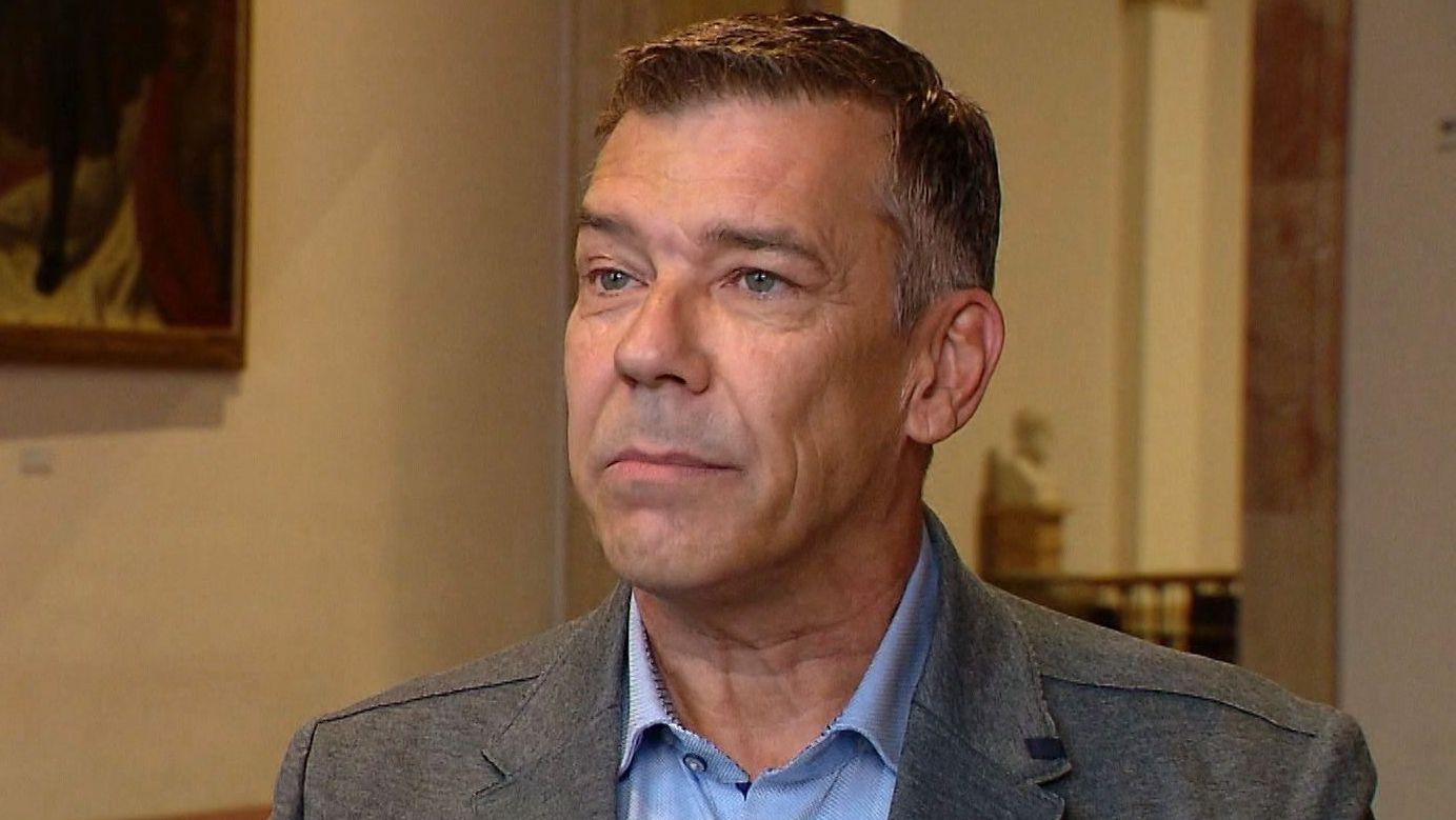 Schweinfurter AfD-Landtagsabgeordnete Richard Graupner