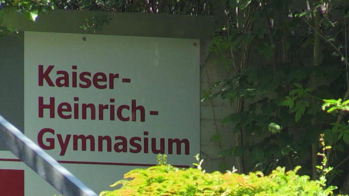 Aus dem Tresor des Kaiser-Heinrich-Gymnasiums in Bamberg wurden die Abiturprüfungsaufgaben gestohlen.