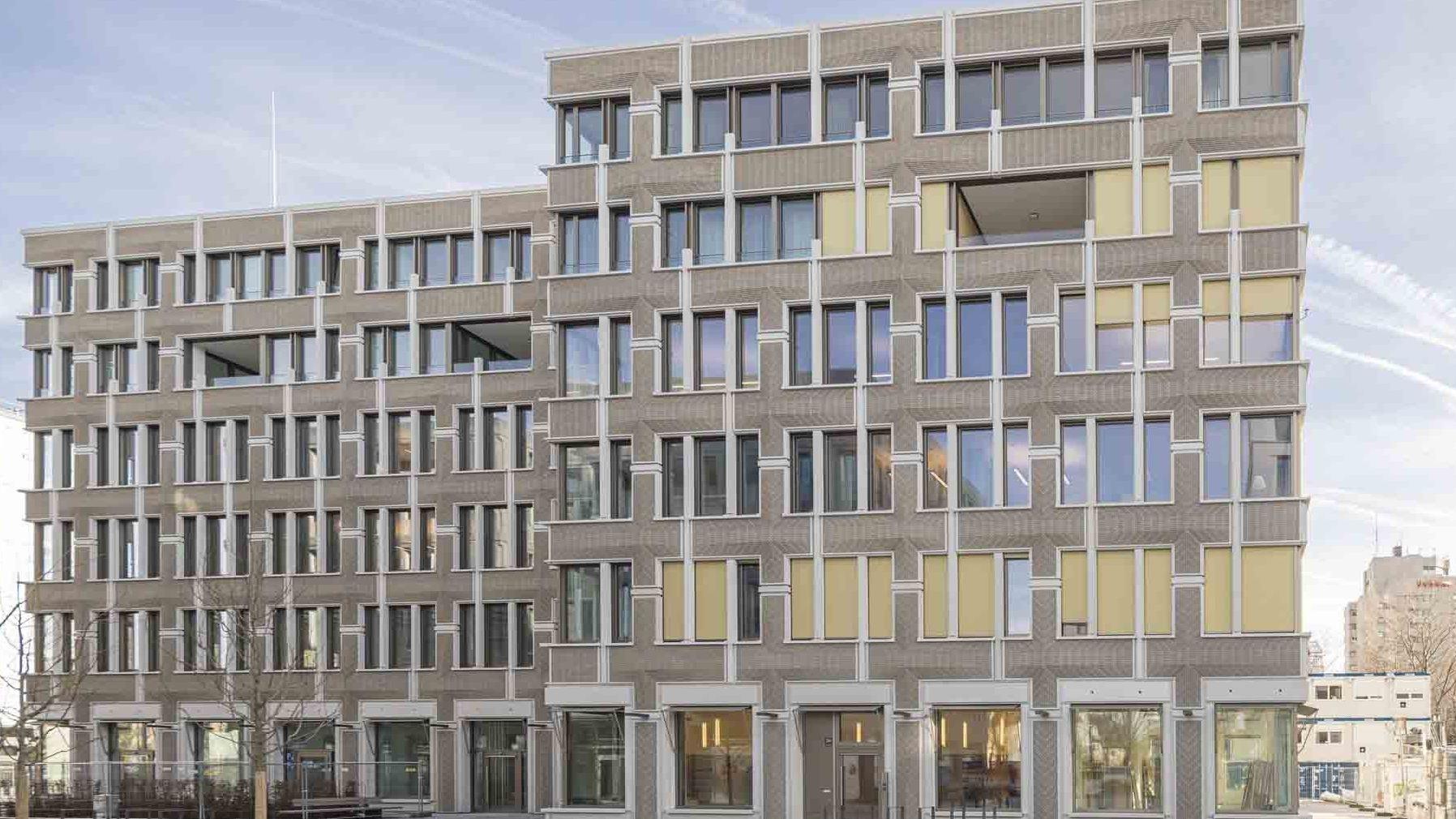 Hild und K Architekten Wohn und Geschäftshaus im Stadtquartier Leopoldstraße