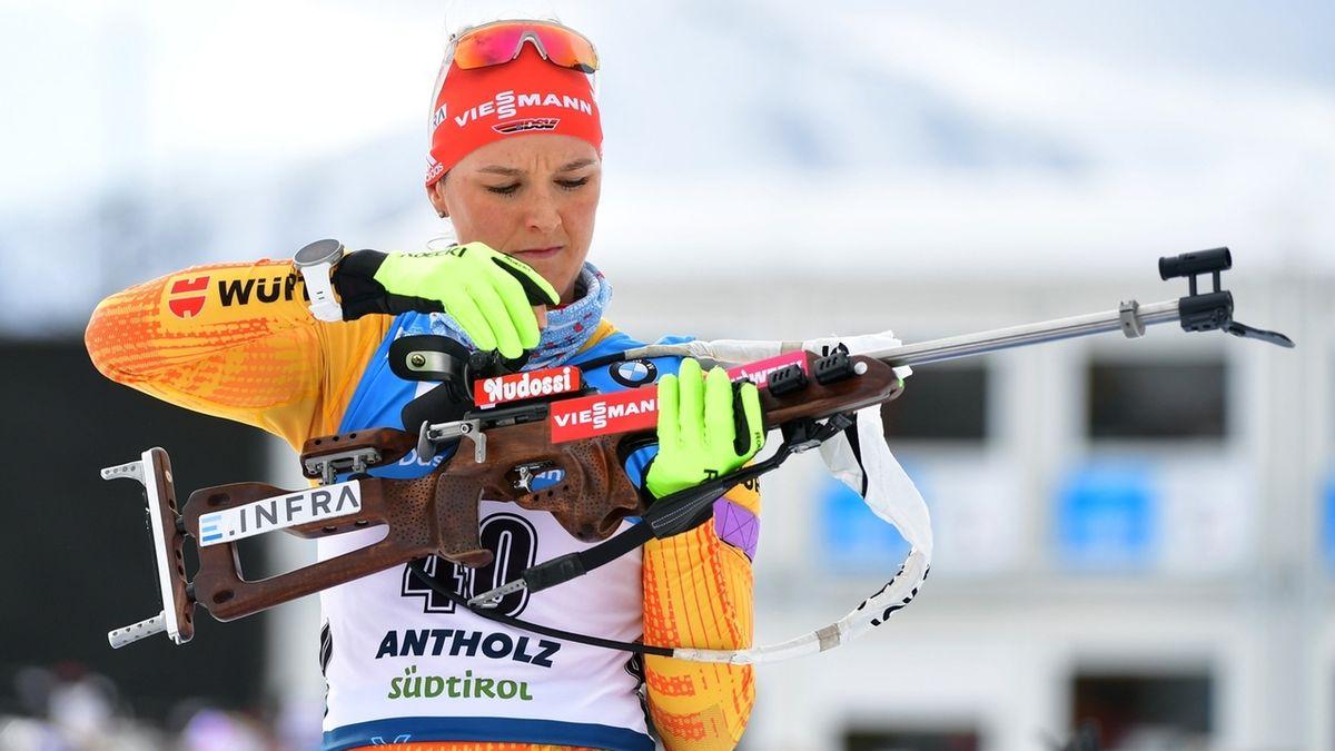 Biathlon WM Antholz