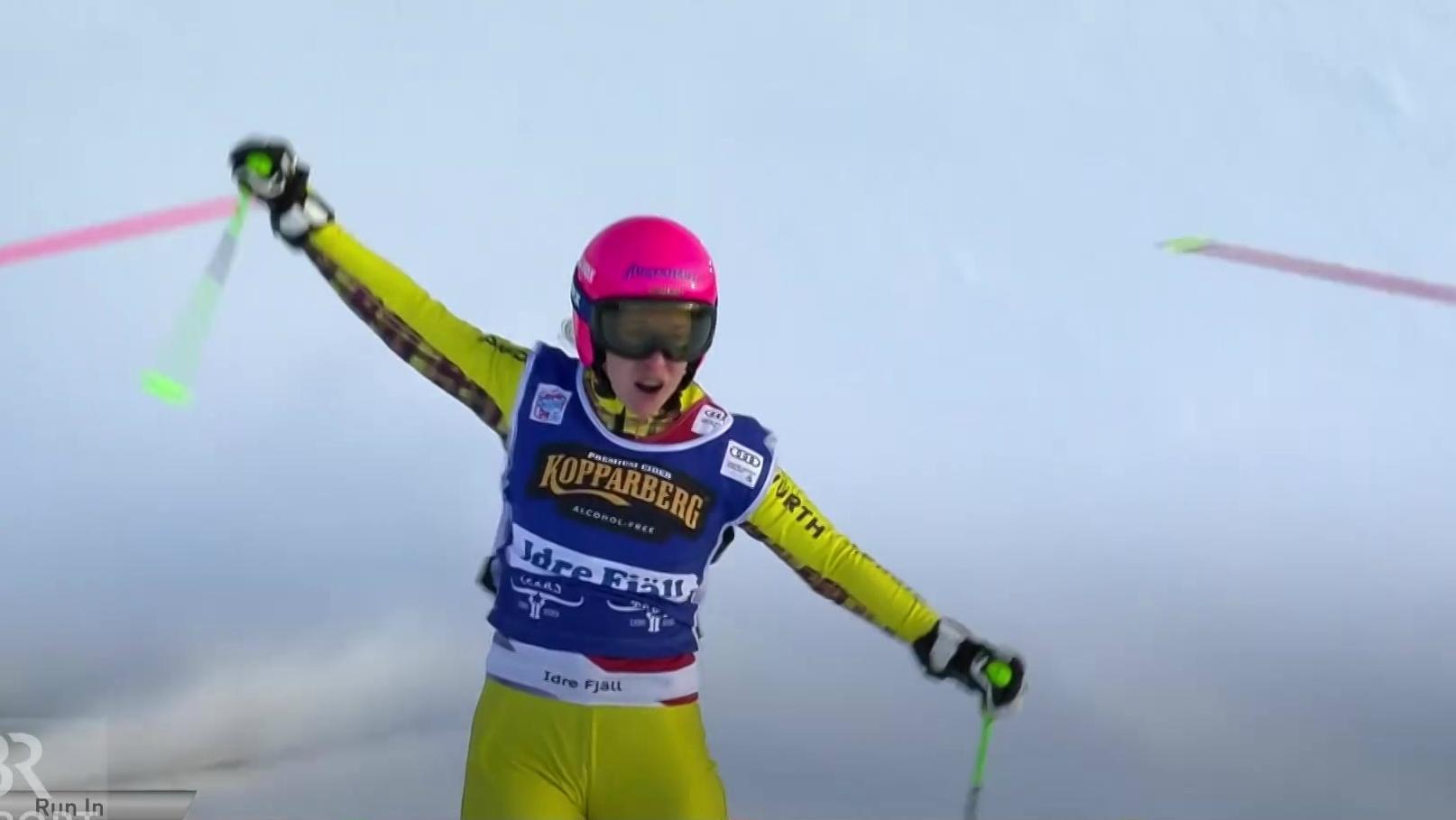 Skicrosserin Heidi Zacher