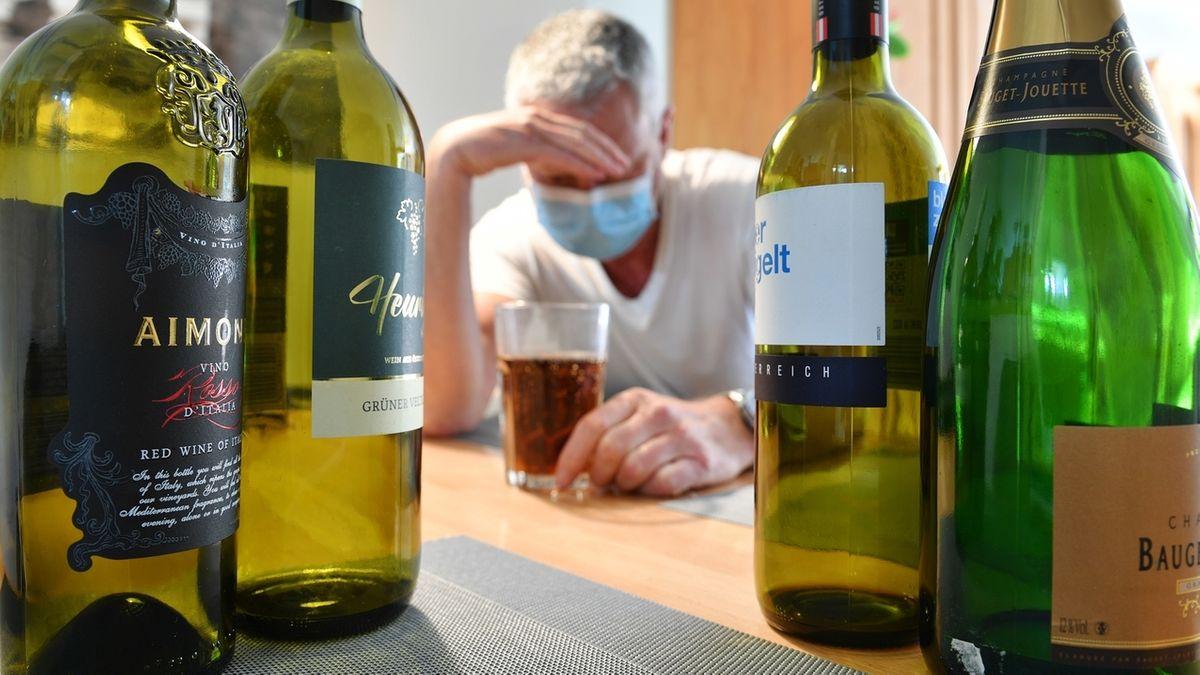Steigender Alkoholkonsum