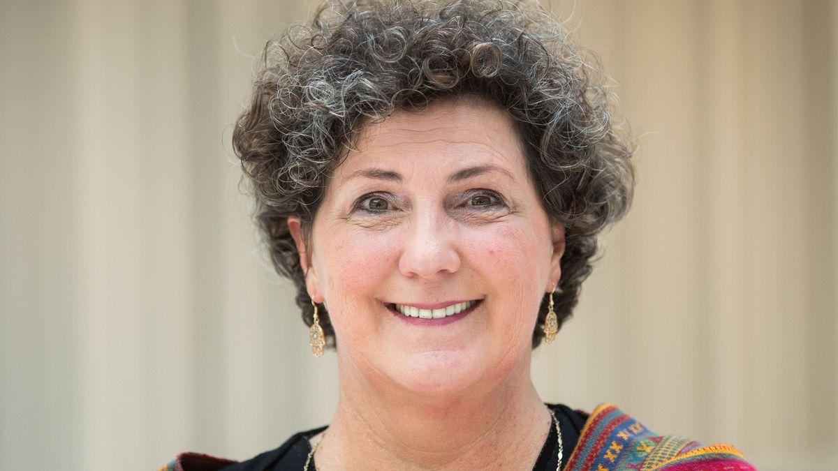 DGB-Vorstand Anja Piel.