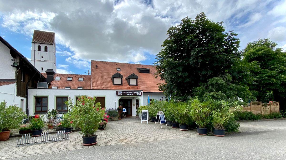 Nachhaltiges Reisen in Niederbayern: der Landgasthof Hahn bei Landshut.