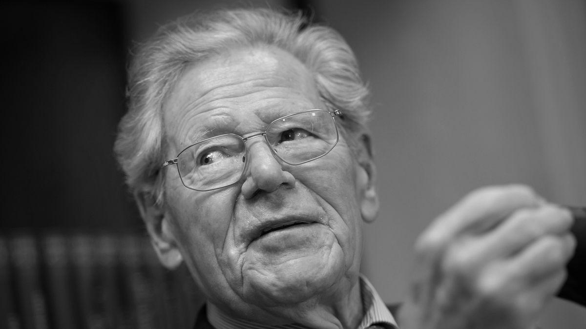 Der Theologe Hans Küng.