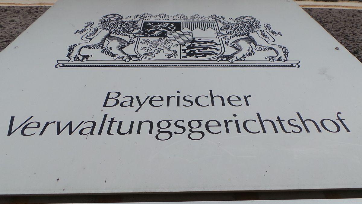Symbolbild Bayerischer Verwaltungsgerichtshof in München
