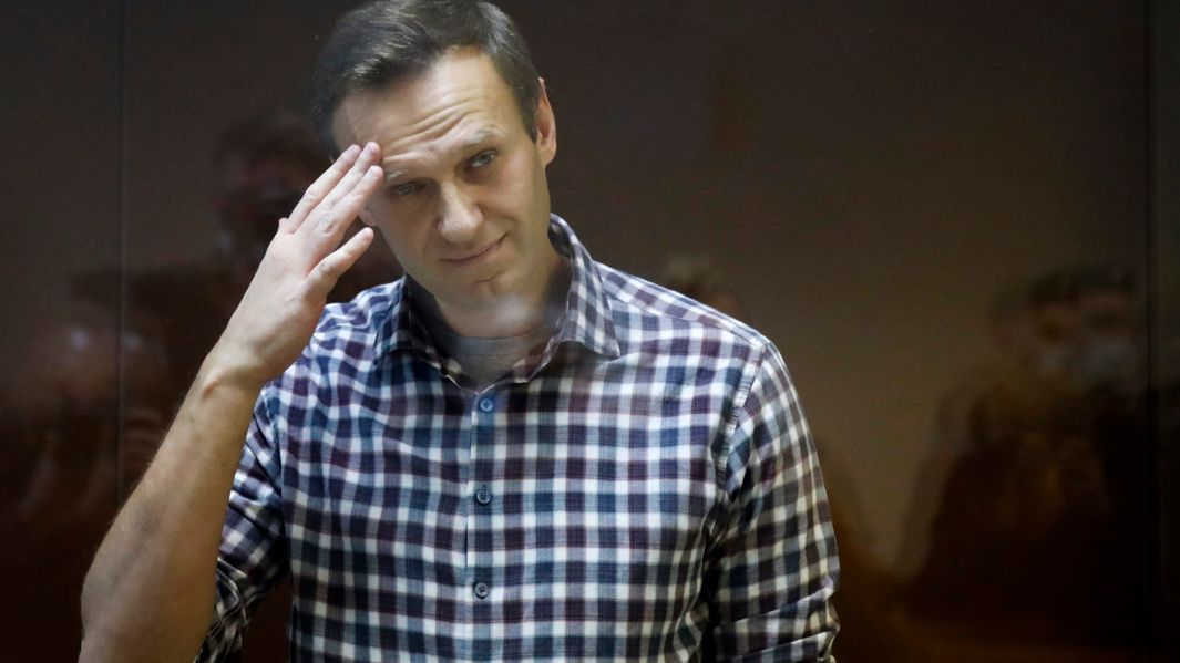 Alexander Nawalny (Archivbild, 20.02.2021)