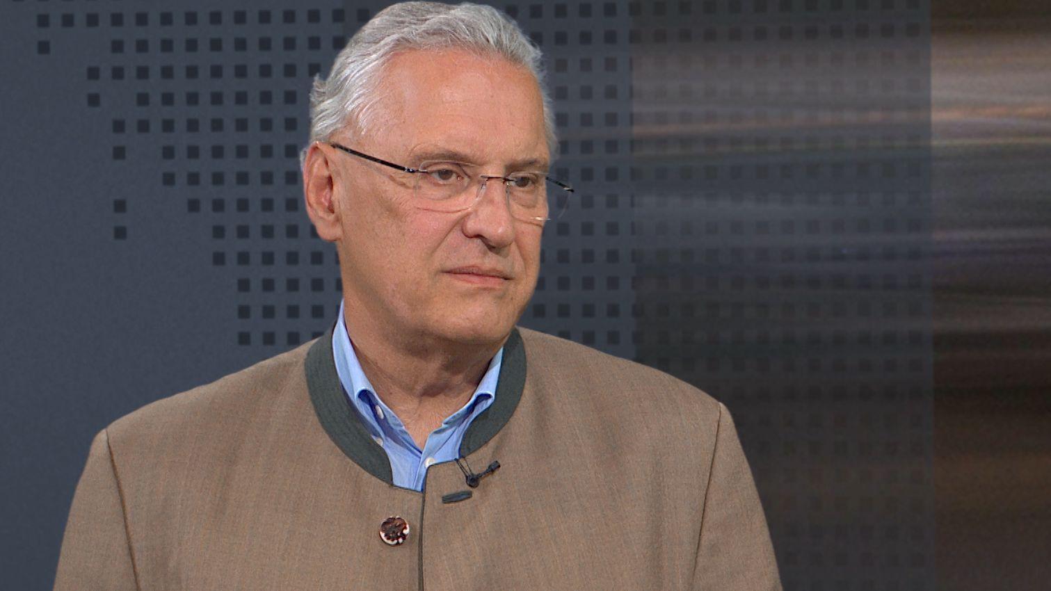 Innenminister Joachim Herrmann, CSU
