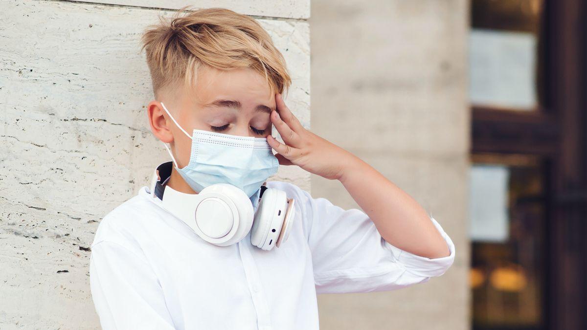 Experten gehen davon aus, dass die Post-Covid- oder Long-Covid-Erkrankungen bei Kindern und Jugendlichen zunehmen.