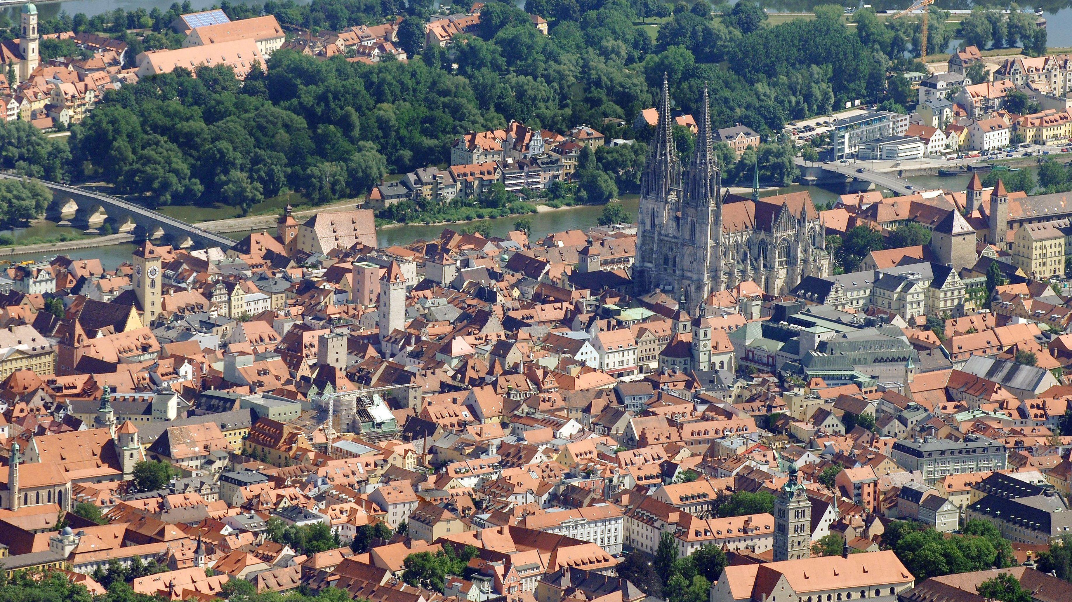 Wohnraum in Regensburg ist knapp