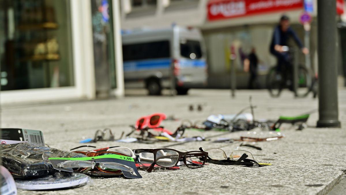 Schäden nach der Stuttgarter Krawallnacht