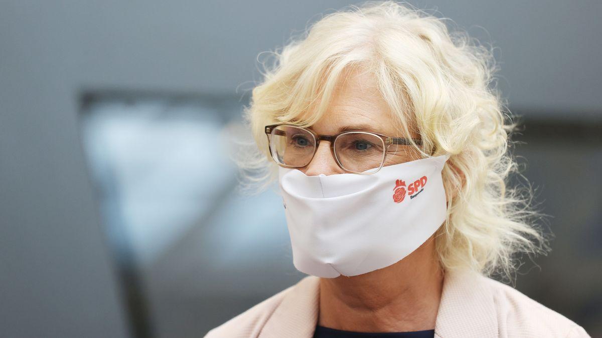 Christine Lambrecht (SPD), Bundesministerin der Justiz und für Verbraucherschutz