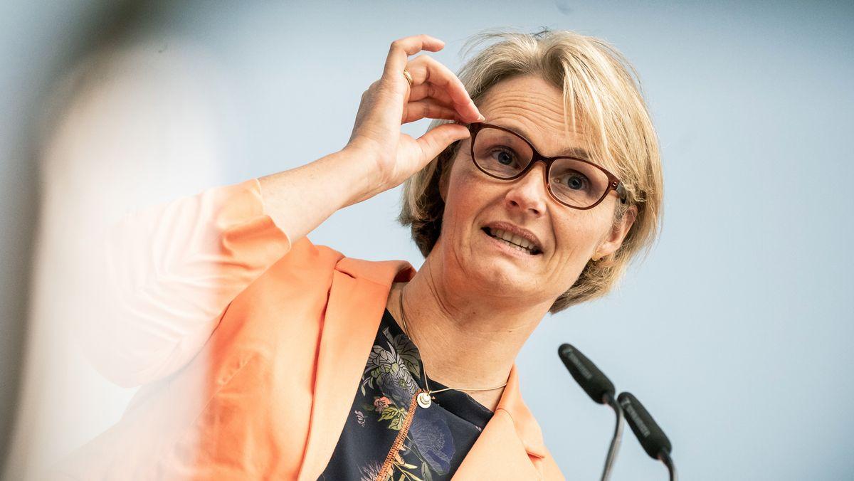 Bundesbildungsministerin Anja Karliczek (CDU).