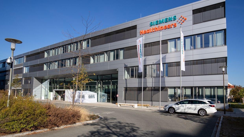 Siemens Healthineers Headquarter