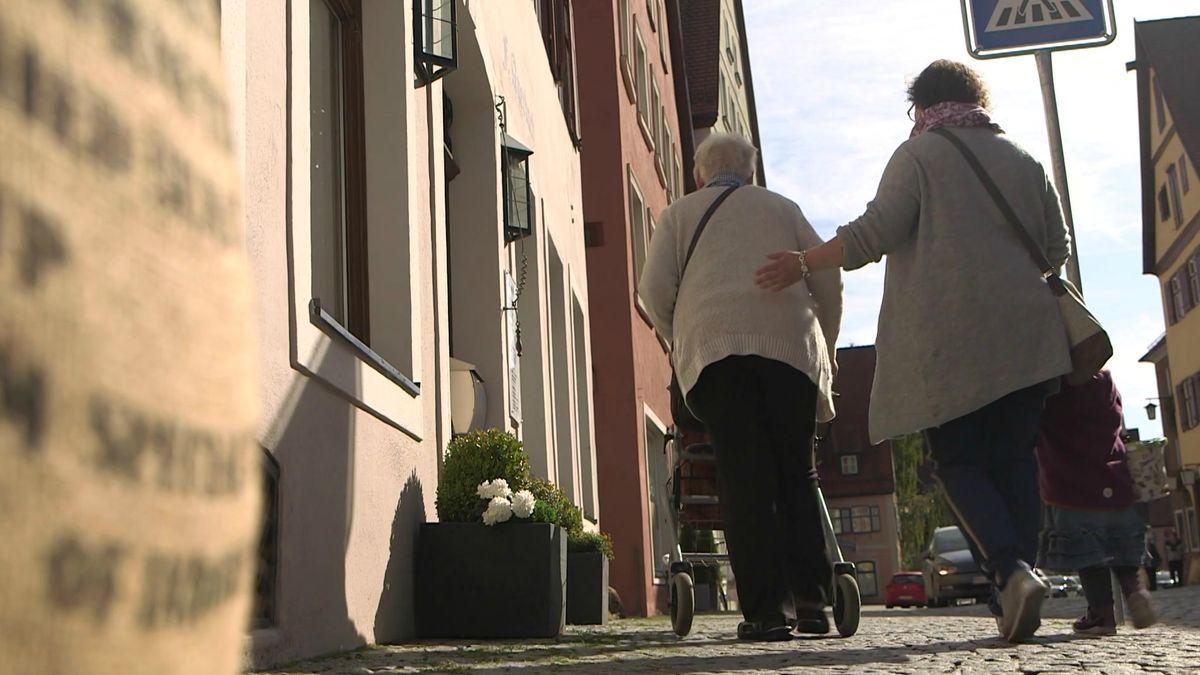 Nachbarschaftshilfe in Dinkelsbühl