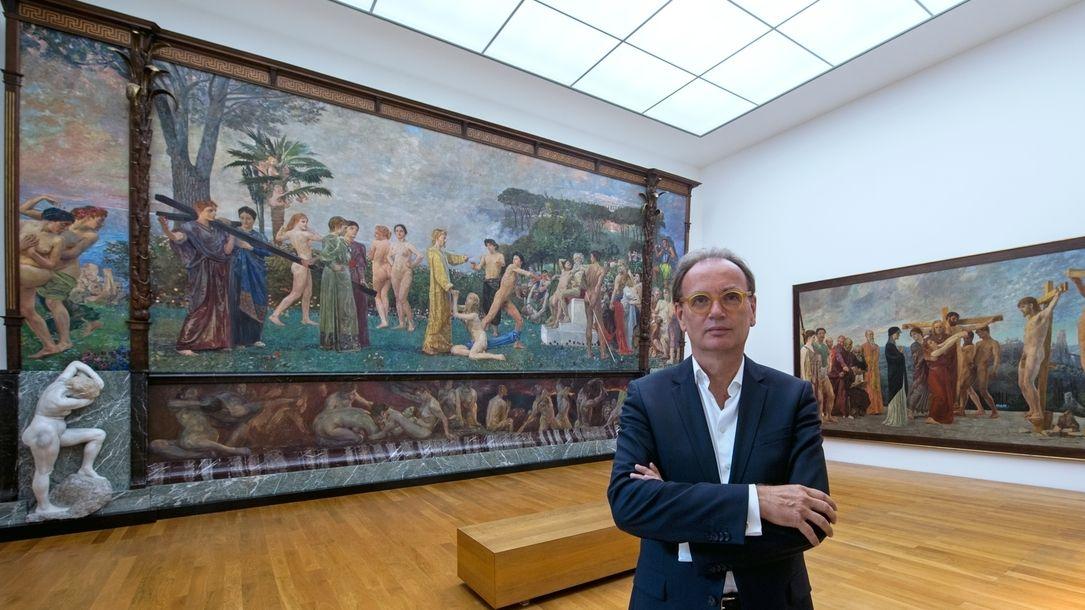 Alfred Weidinger, Museum der bildenden Künste Leipzig