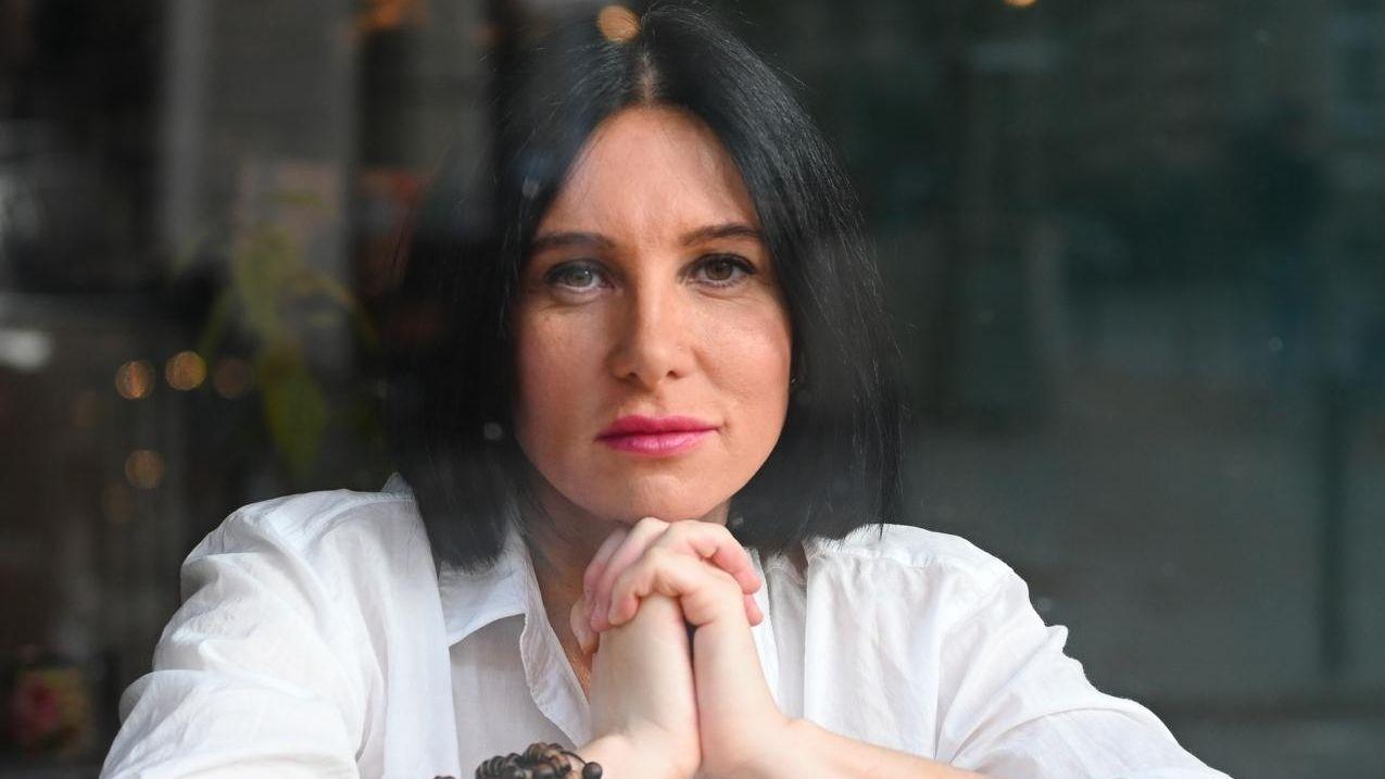 Die amerikanische Autorin Lisa Taddeo
