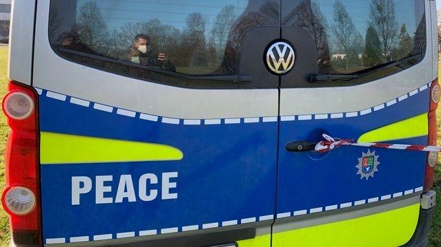 Falsche Polizeiautos unterwegs