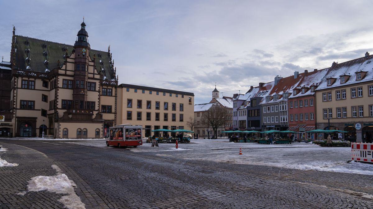 Schweinfurt, Marktplatz
