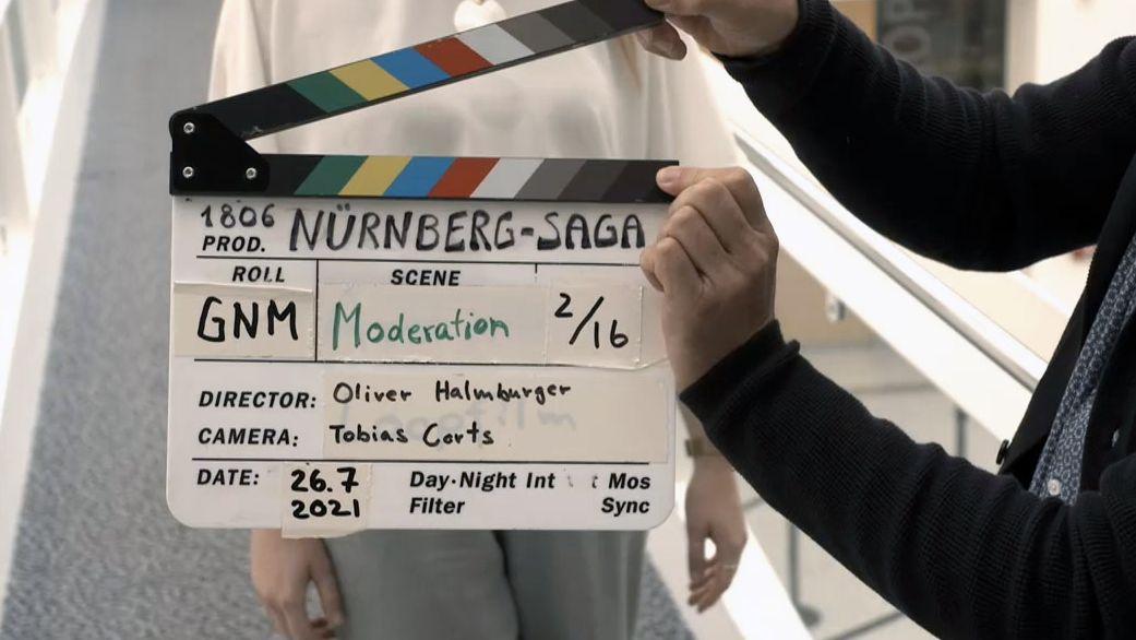 "Drehstart für ""1806: Die Nürnberg-Saga"""