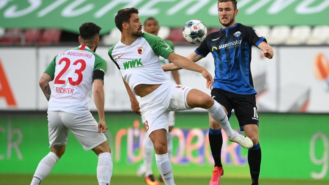 FC Augsburg - SC Paderborn 07