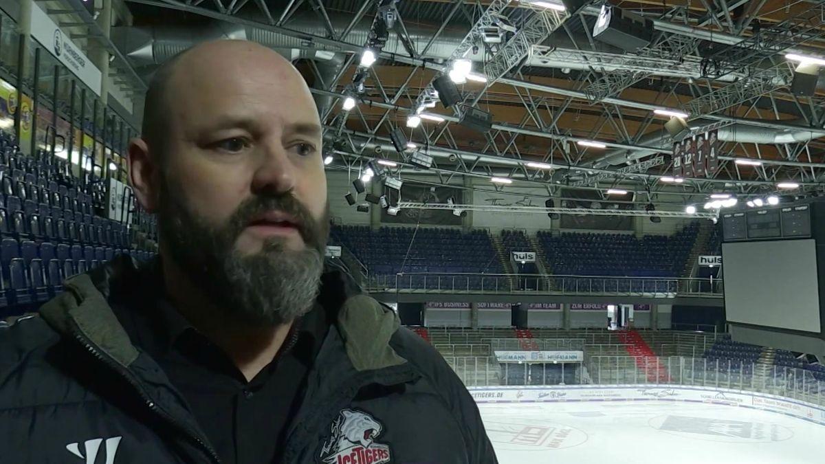 Wolfgang Gastner, Geschäftsführer Nürnberg Ice Tigers