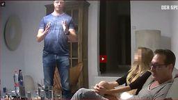 Enthüllungsvideo über den FPÖ-Politiker Strache | Bild:dpa-Bildfunk