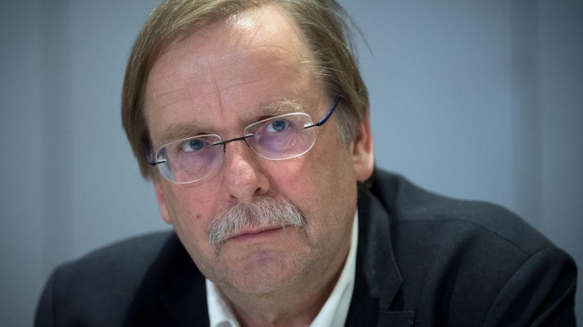 Rainer Koch, Präsident des Bayerischen Fußballverbandes.