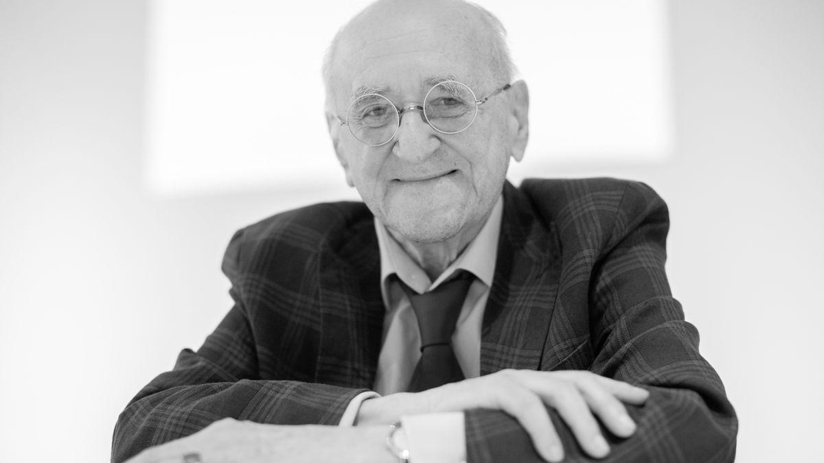 Der Entertainer Alfred Biolek ist tot. Er starb am Freitagmorgen.