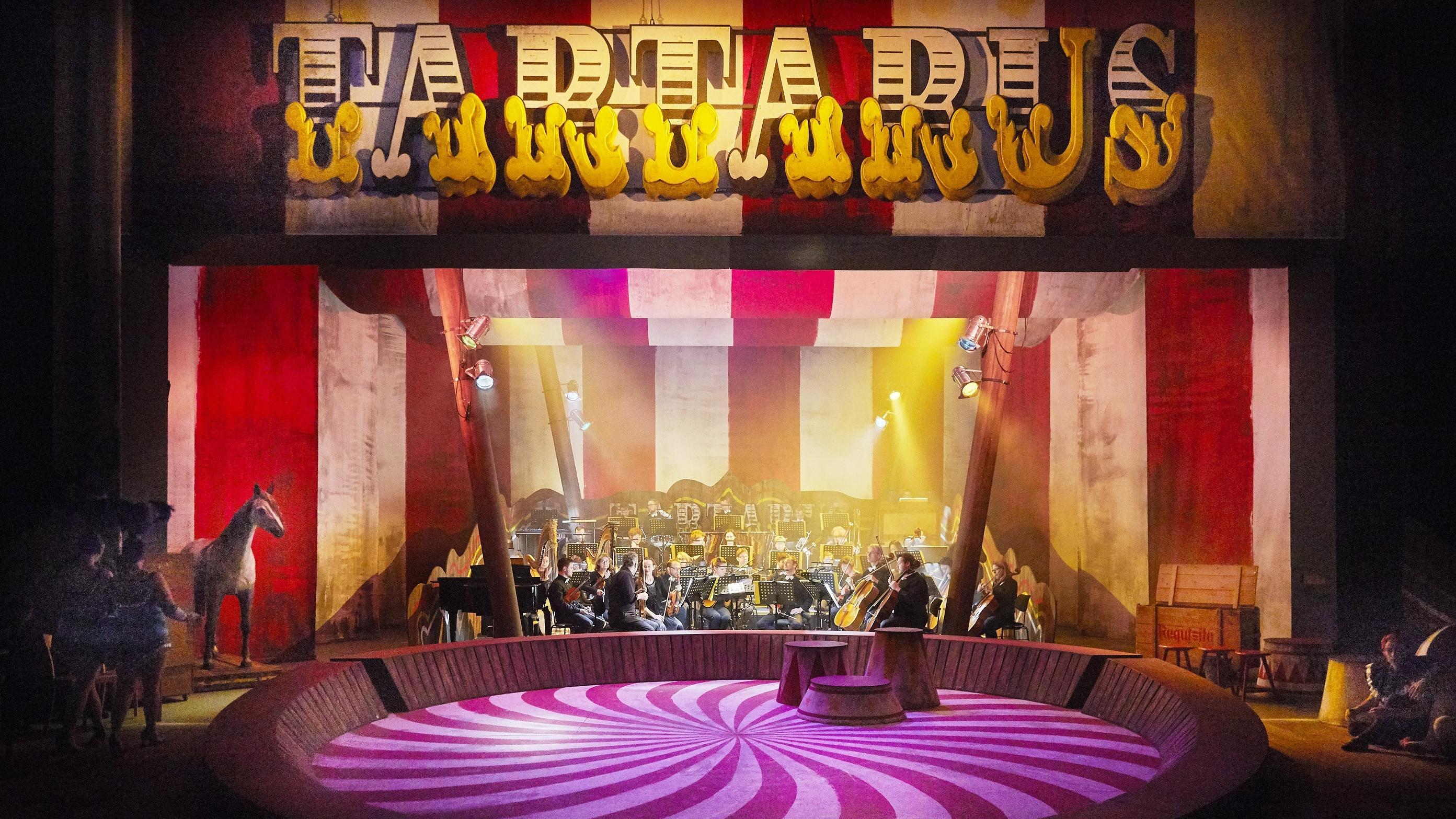 Richard Strauss verbindet die Kunstformen