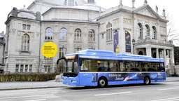 E-Bus in München (Symbolbild) | Bild:SWM/MVG