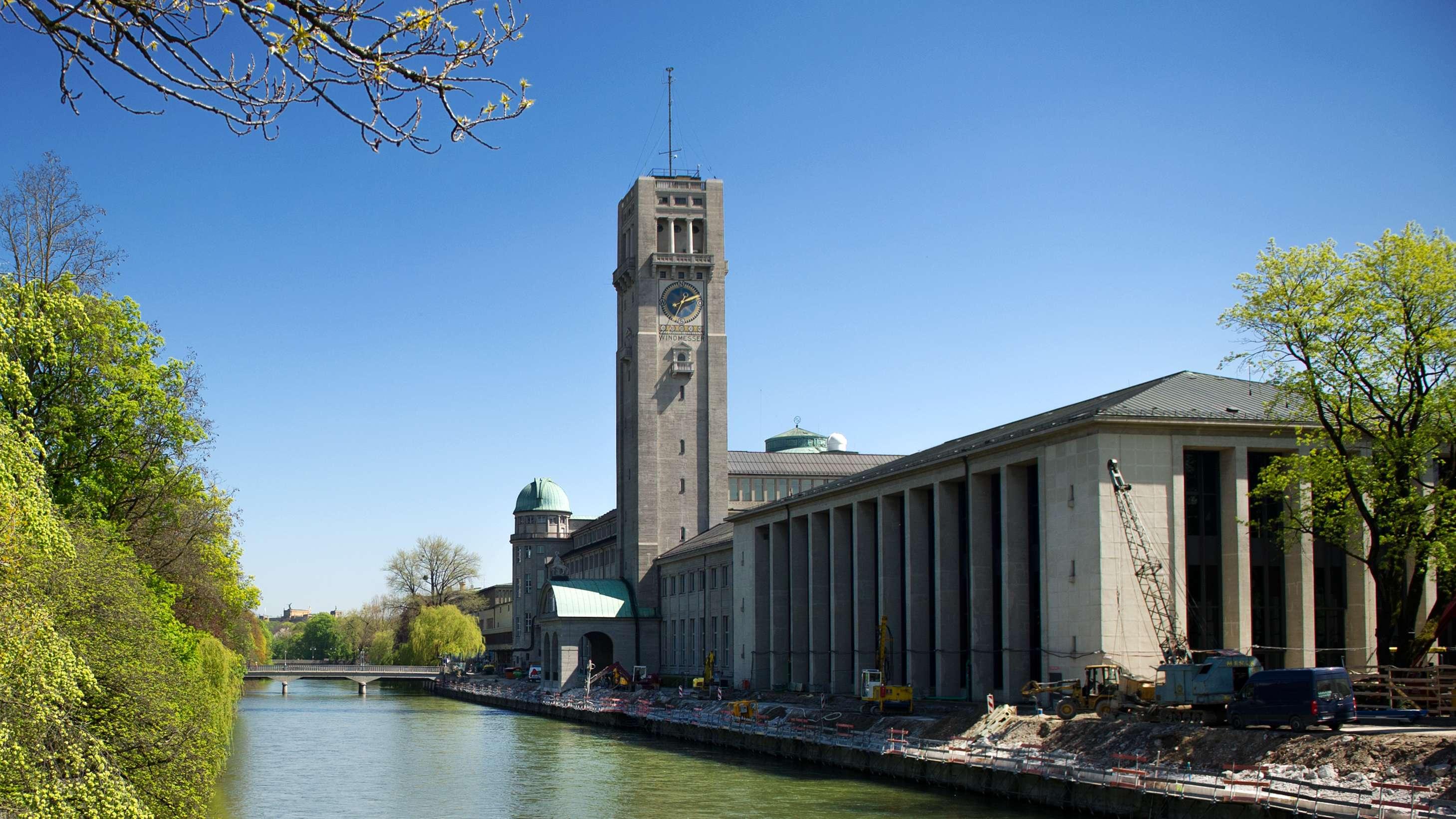 Das Deutsche Museum in München wird wohl bis 2025 nicht fertig saniert