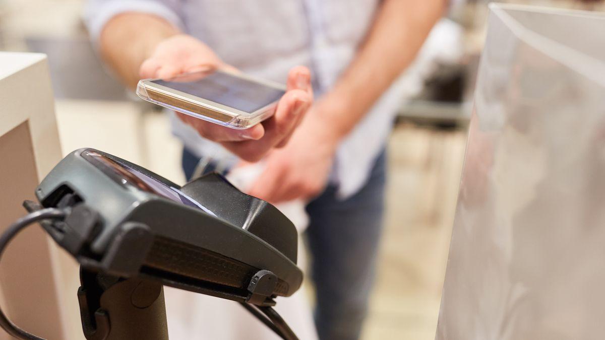 Kontaktloses Bezahlen mit dem Smartphone
