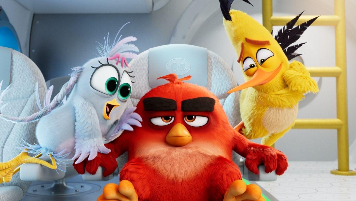 """""""Angry Birds 2""""-Filmszene"""