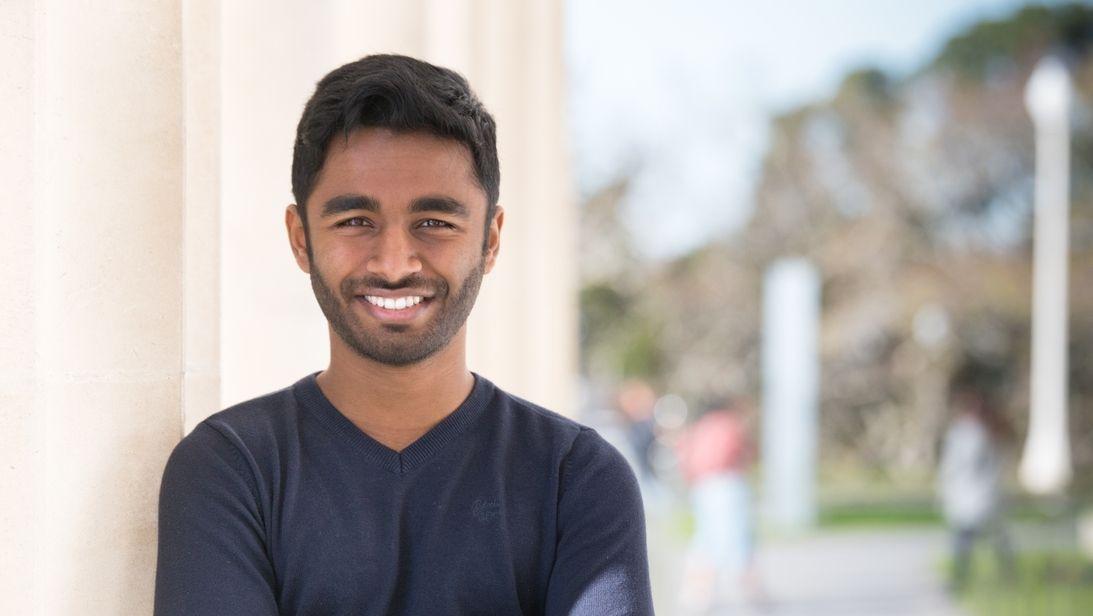 Sagithjan Surendra Student des Jahres 2020