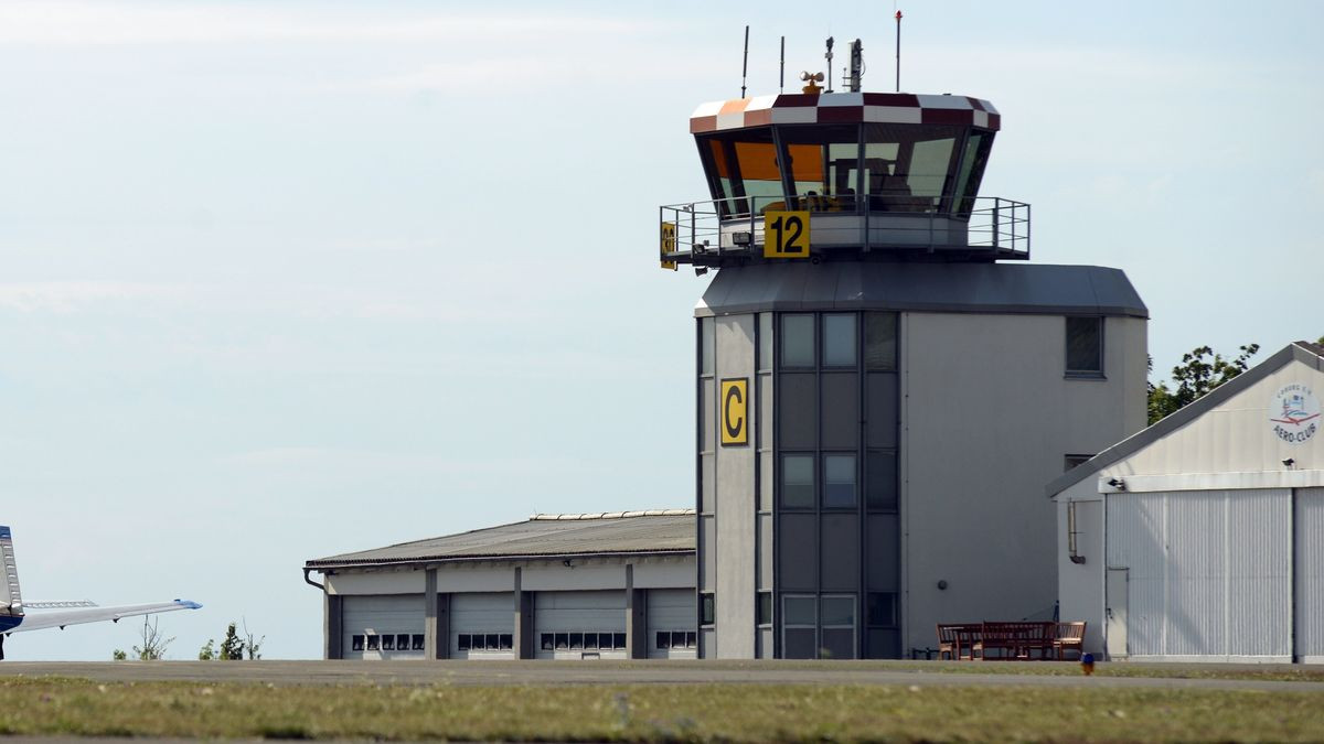 Flugplatz Coburg-Brandensteinsebene