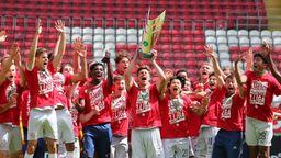 Der FC Bayern München II ist Meister der 3. Liga in der Saison 2019/20