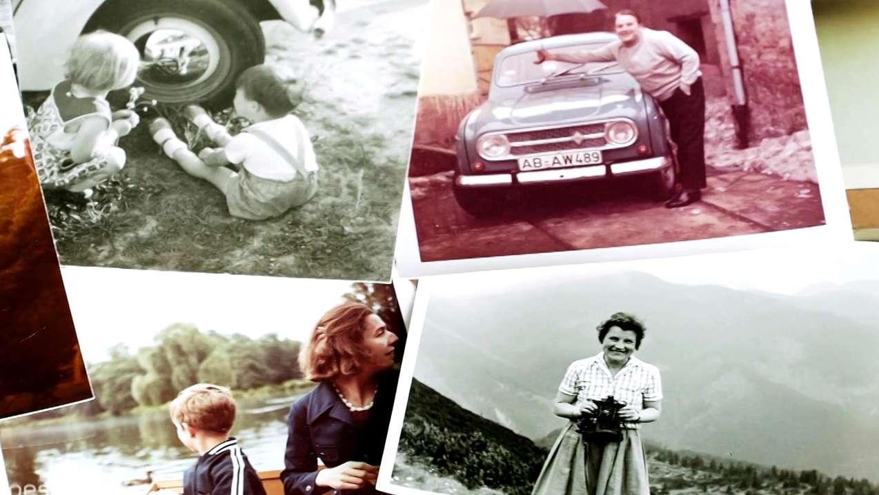 Tante Inges geheime Bilder