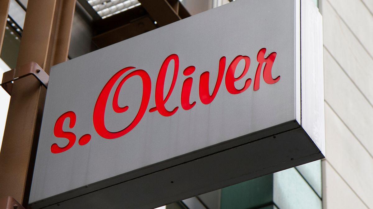 Der Schriftzug von s.Oliver an einem Haus (Symbolbild)