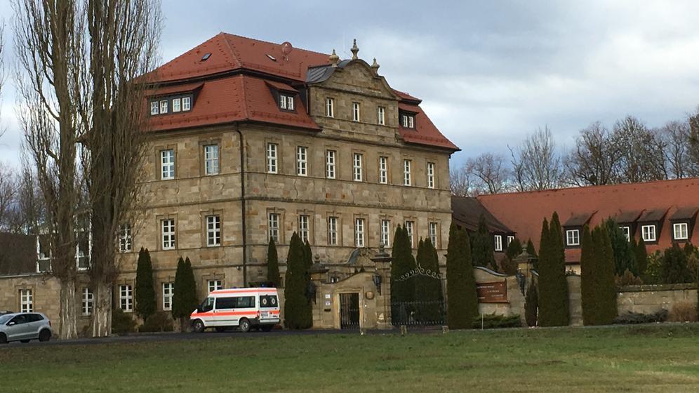 Seniorenresidenz Schloss Gleusdorf | Bild:Norbert Steiche/BR-Mainfranken