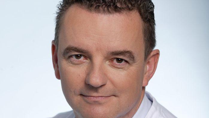 Der Münchner Infektiologe Clemens Wendtner