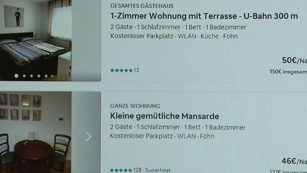 Airbnb-Angebote für Nürnberg
