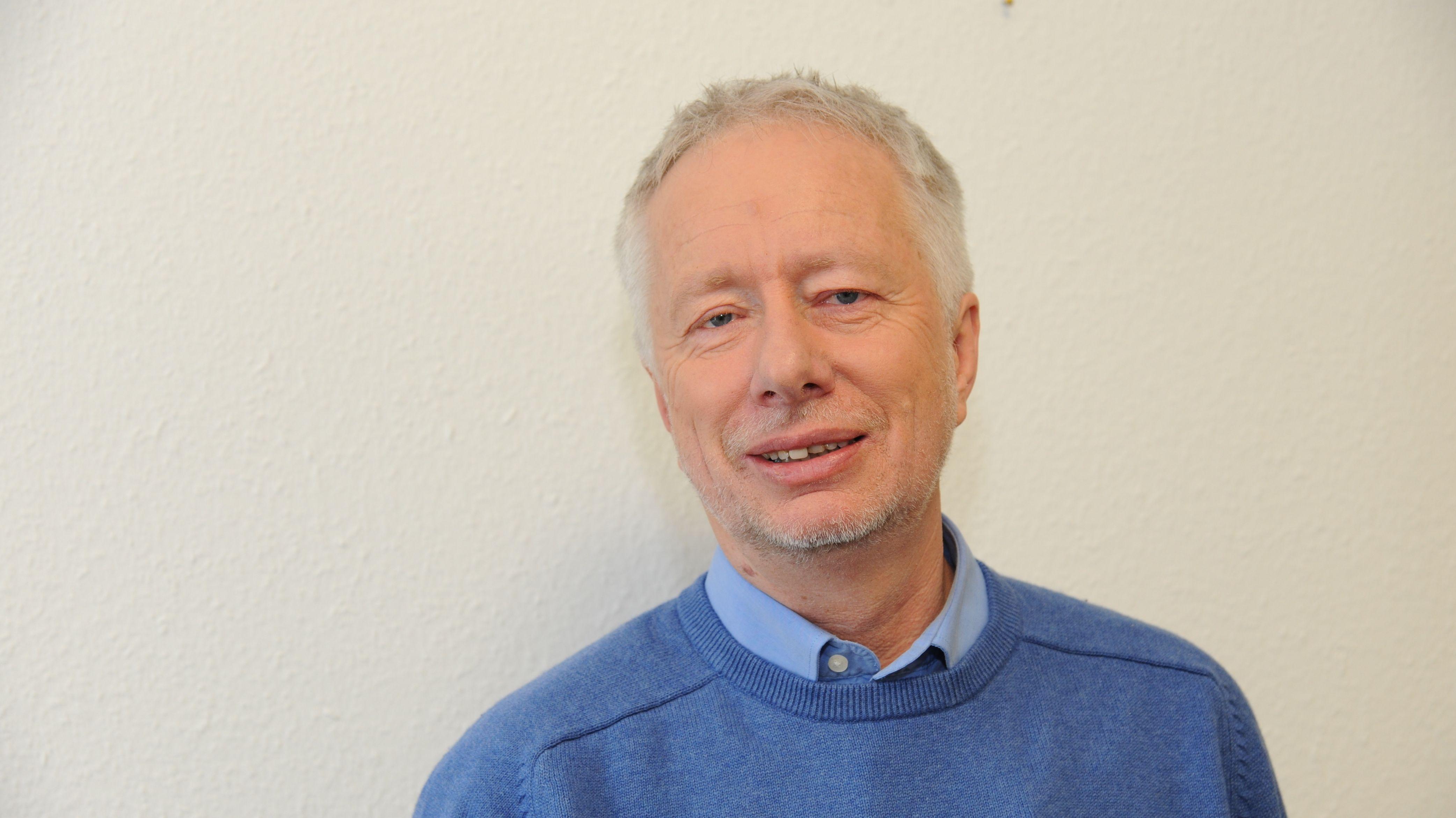 Sozialpädagoge, Pflege-Experte und Autor Claus Fussek