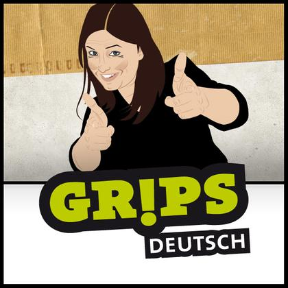Podcast Cover GRIPS Deutsch | © 2017 Bayerischer Rundfunk