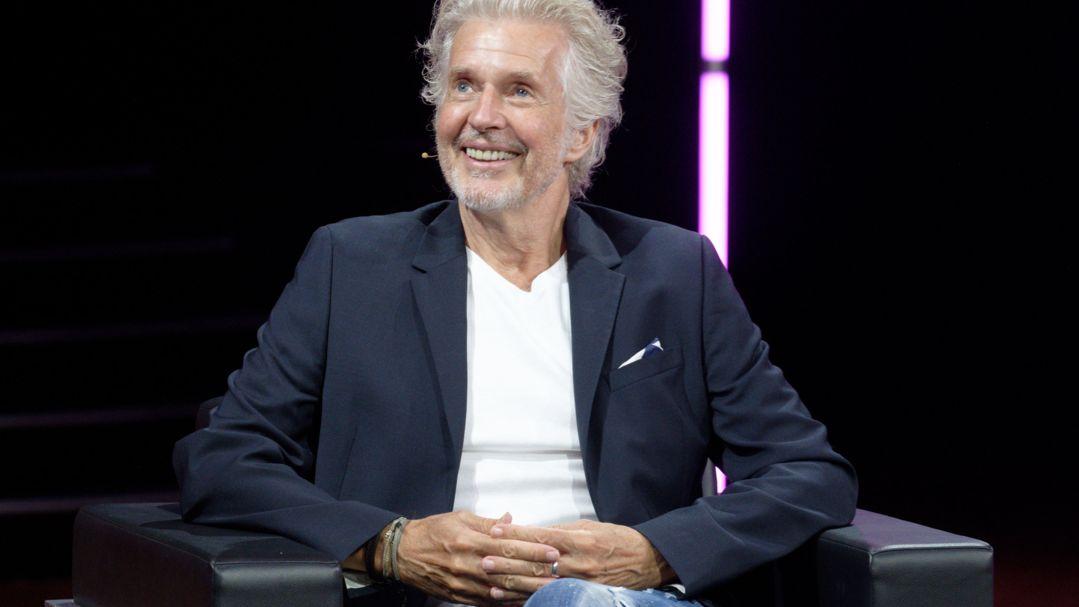 Der Schriftsteller Frank Schätzing