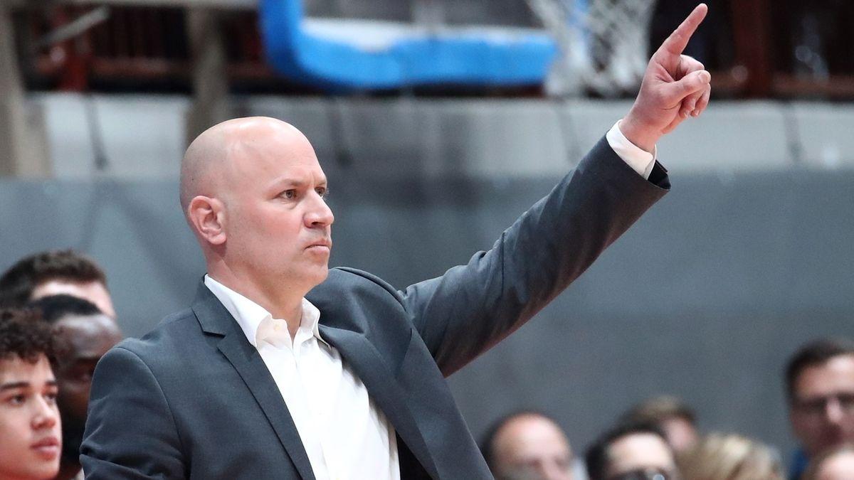 Würzburger Trainer Denis Wucherer
