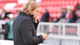 Kickers-Vorstandschef Daniel Sauer   Bild:Picture alliance/dpa