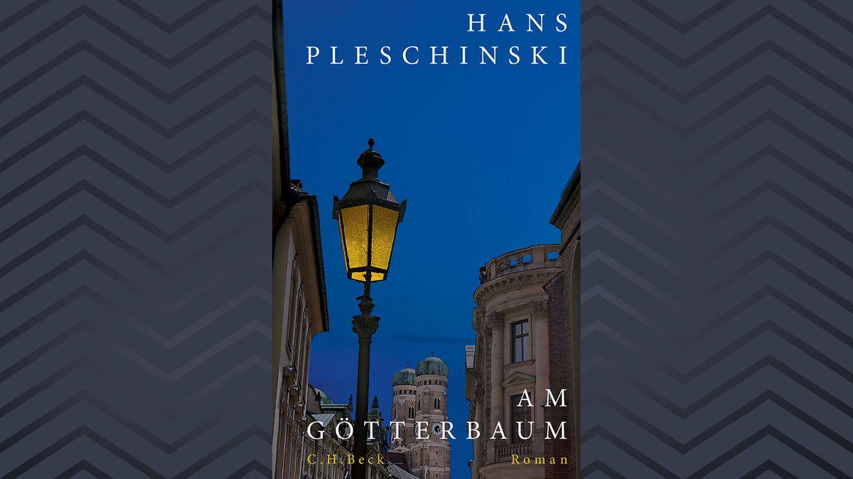 """Buchcover: """"Am Götterbaum"""" von Hans Pleschinski"""