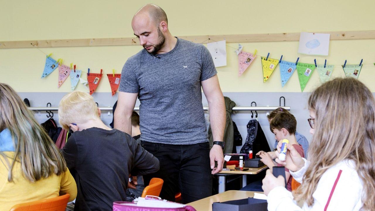 Drei Lehrer - ein Schuljahr