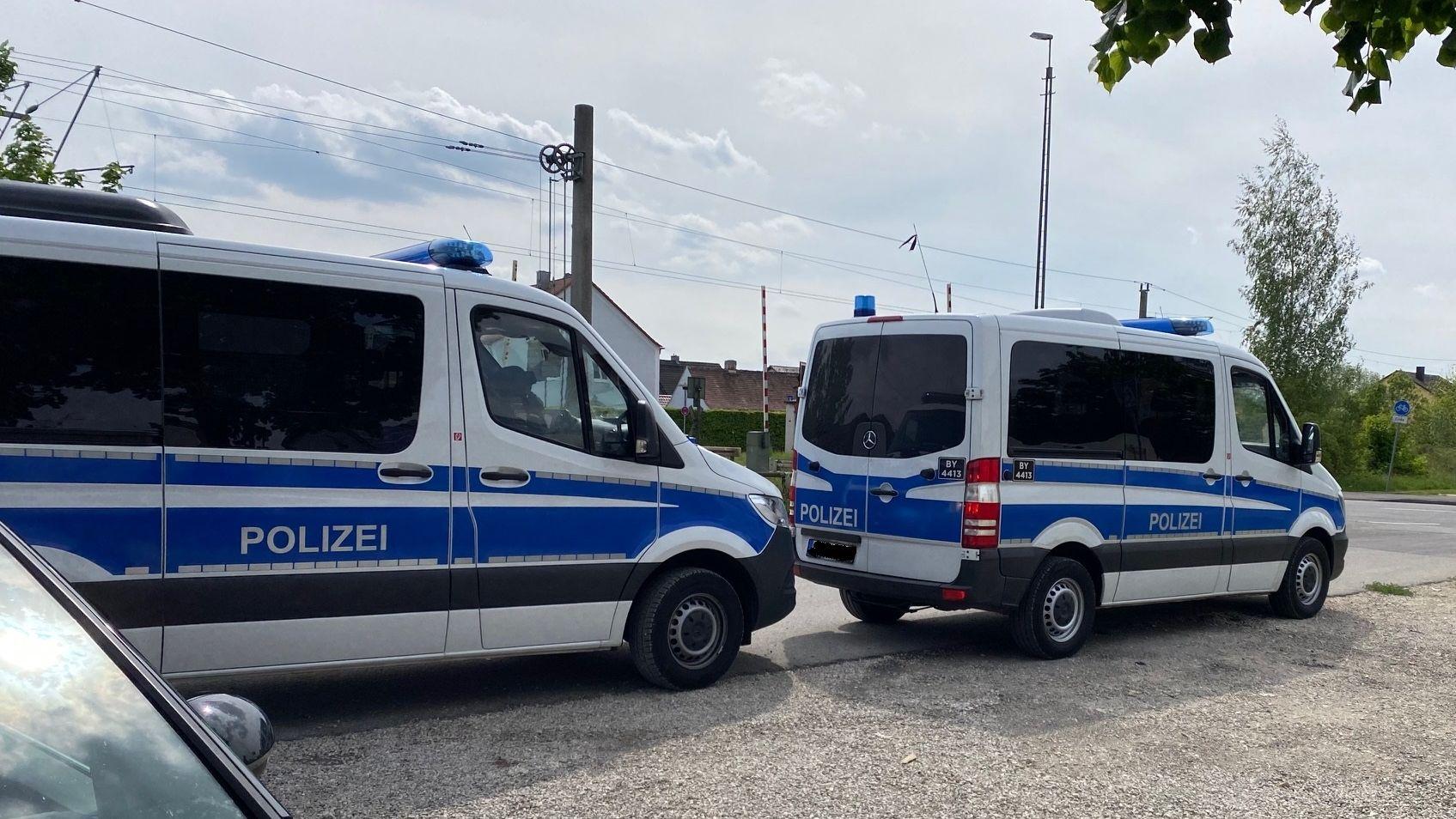 Polizeieinsatz in Abensberg
